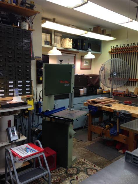 michael s garage workshop the wood whisperer eric s garage workshop the wood whisperer