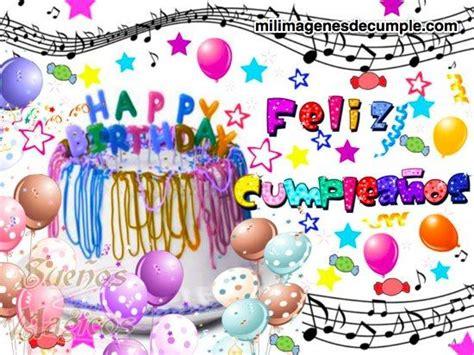felicitaciones de cumpleanos con torta de colores im 225 genes de feliz cumplea 241 os con torta y colores feliz