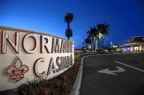 Gardena Casino Why The Normandie Casino In Gardena May Be Hitting Its