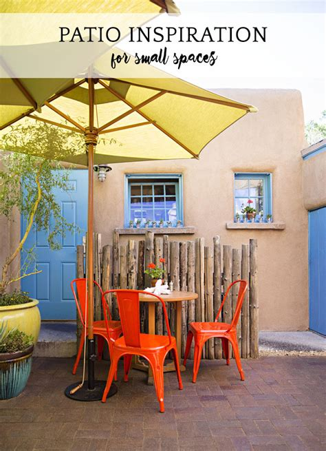patio inspiration patio inspiration for small spaces a girl named pj