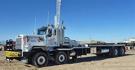 kenworth bed truck 5 big ticket trucks and trailers march 2015 ritchie