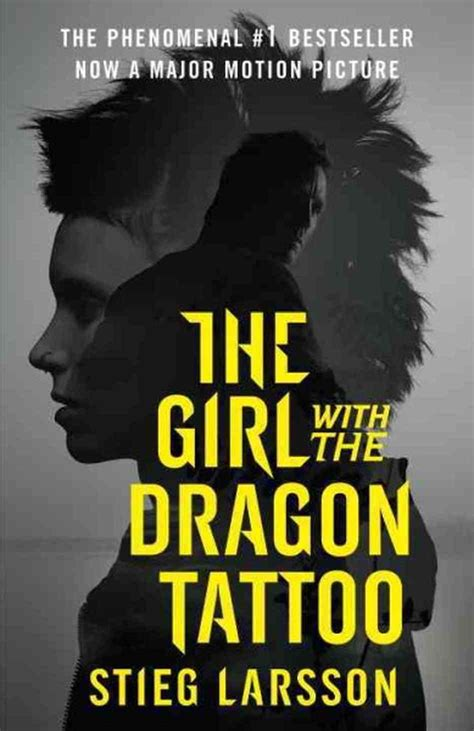 dragon tattoo novel the girl with the dragon tattoo npr