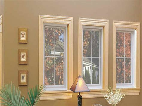 interior window designs interior window trim ideas for dining room rustic design