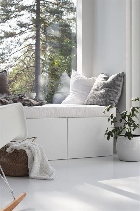 besta window seat besta ikea hacks home pinterest stil apotheker und