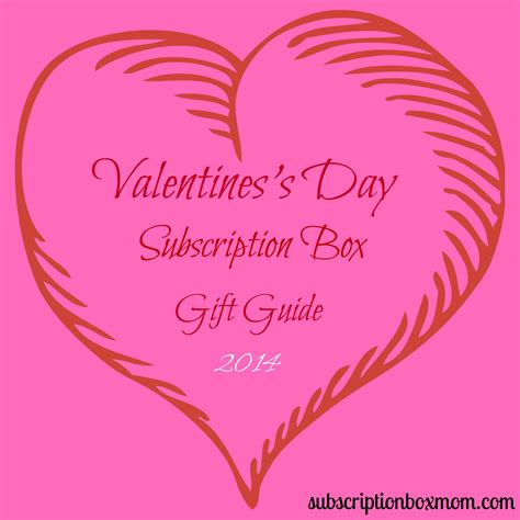 Valentines Day Prmotions Roundup by S Day Subscription Box Deals And Gift Ideas For