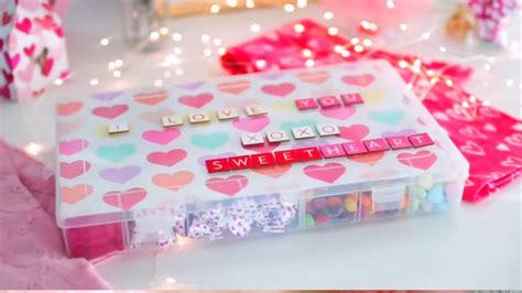 regalos caseros para dia del amor y la amistad 14 de regalos caseros para este 14 de febrero actitudfem