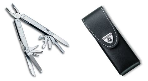 swiss army pouch victorinox swisstool leather pouch swiss army knives