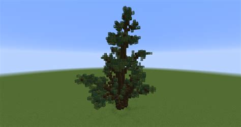 how to make trees how to make custom trees minecraft