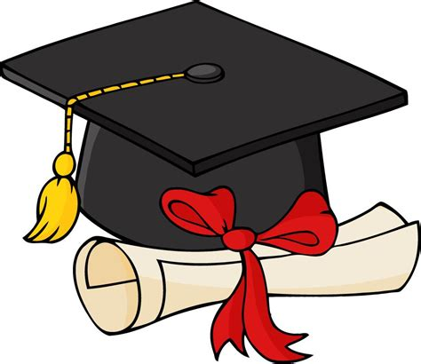 Clipart Diploma graduation free clip clipart best