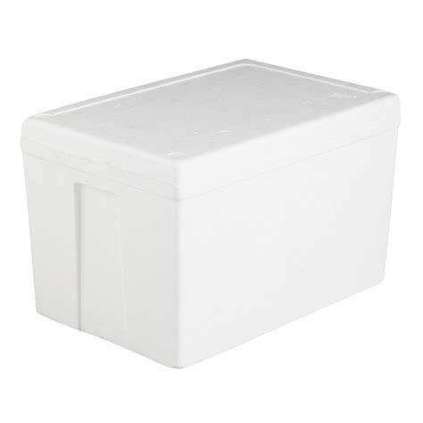 Harga Cooler Box Styrofoam by Shop Lifoam 45 Quart Styrofoam Chest Cooler At Lowes