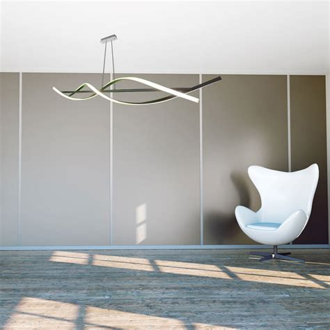 helix led pendant light contempo lights touch of modern