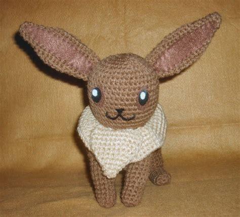 amigurumi eevee pattern 2000 free amigurumi patterns eevee pokemon crochet pattern