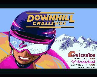 emuparadise downhill downhill challenge rom