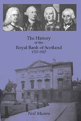 History Of The Royal Bank Of Scotland 1727 1927 Book By