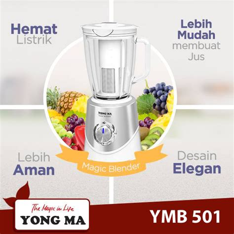Blender Yongma yong ma blender ymb 501 yongmasale