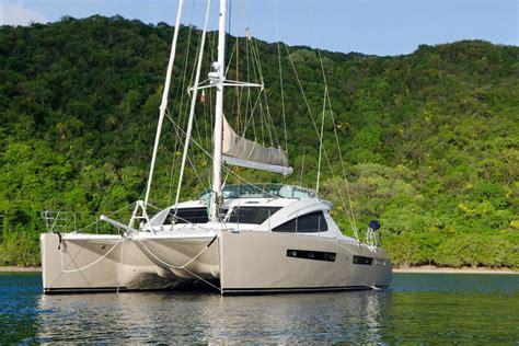 catamaran xenia xenia crewed catamaran charter british virgin islands