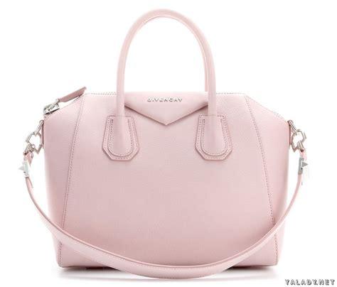 Pastel Bag purses small antigona bag in pastel pink textured