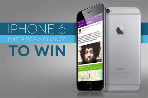 Iphone Sweepstakes - dt giveaway win a silver 64gb iphone 6 digital trends