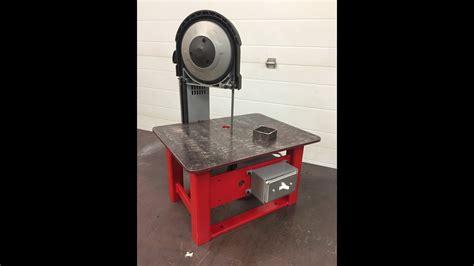 Milwaukee Bandsaw Table Table Design Ideas