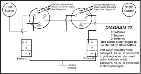 2 battery vsr boat wiring diagram 2 get free image about