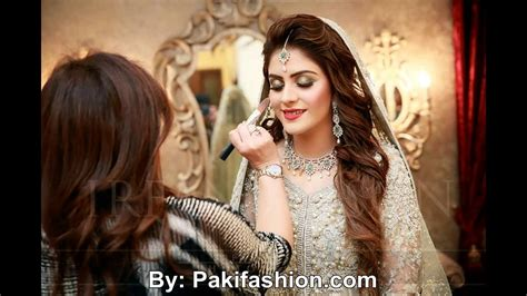 bridal hairstyles on tune pk latest pakistani bridal hairstyles for wedding day 2016