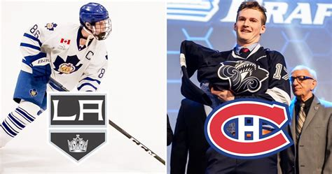 projecting the top 5 picks of the next 3 nhl drafts