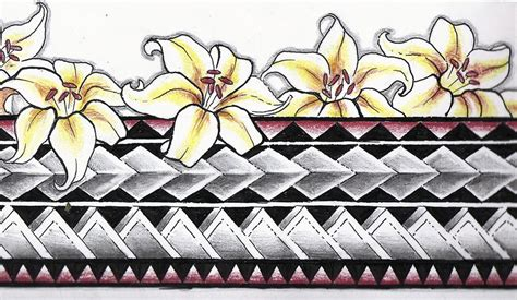 polynesian armband tattoo by aluc23 on deviantart