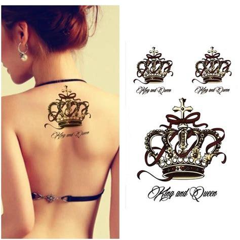 queen tattoo on back 10 queen tattoo design ideas