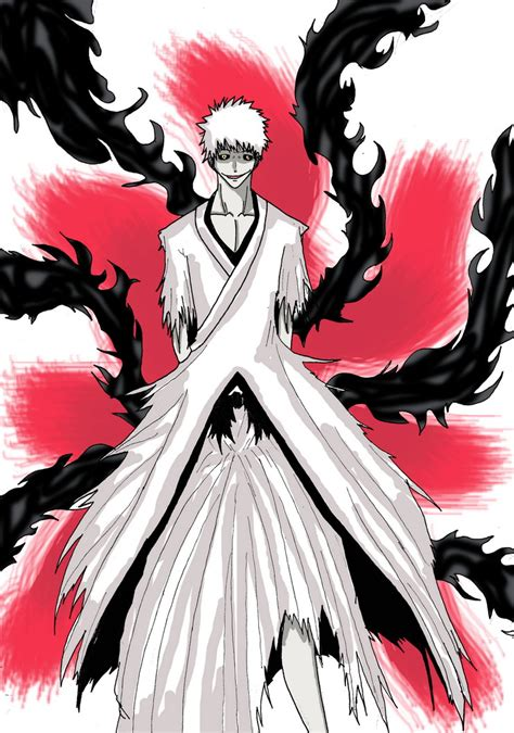 White Ichigo White Ichigo By Matsurain On Deviantart