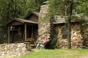 cabins petit jean state park arkansas