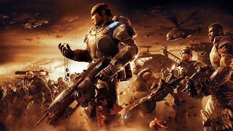Of War gears of war 2 review sirus gaming