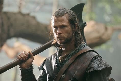 Snow White The Huntsman By chris hemsworth snow white and the huntsman 2 sequel