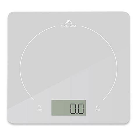 food scale bed bath beyond perfect portions 11 lb designer food scale bed bath