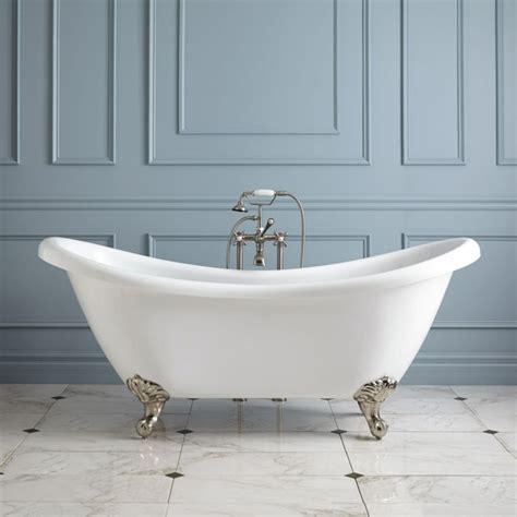 baignoire style retro robinetterie baignoire style ancien chaios