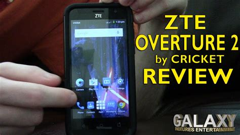 Cricket Cell Phone Number Lookup Zte Overture 2 Phone Review Cricket Wireless