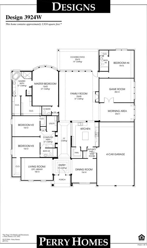 perry home floor plans 1398 best house plans images on pinterest home plans