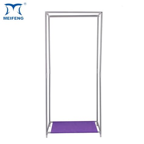 07 Multi Fucntion Wardrobe With Cover meifeng simple shelves cheap closet wardrobes for sale