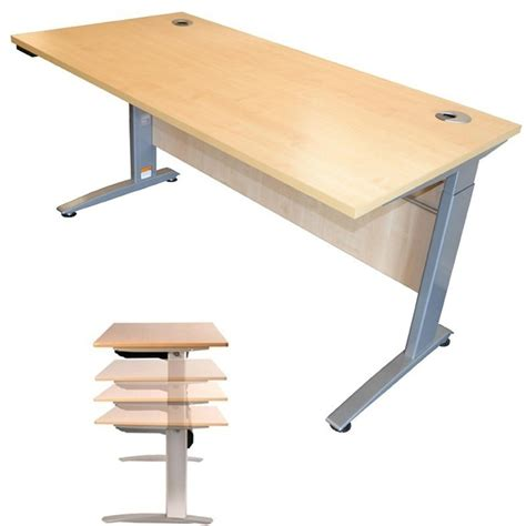 sit stand electric desk sit stand height adjustable electric desk