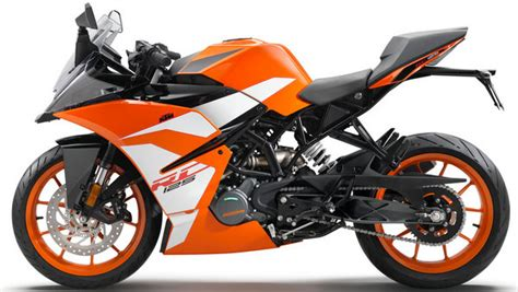 Ktm 390 Top Speed 2017 Ktm Rc 125 Rc 390 Picture 693551 Motorcycle