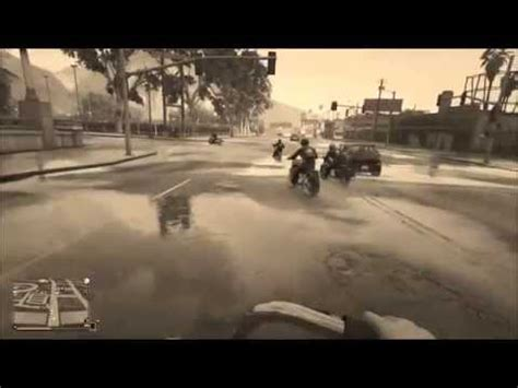final run Outlaws motorcycle club nomad fr ps4 gta 5