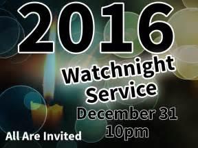 Watch Night Service » Home Design 2017