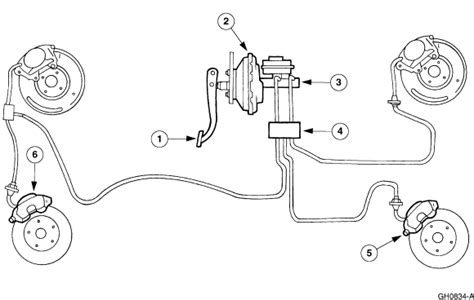 Brake Line Diagram For 1998 Ford F150 1997 Ford F150 Brake Line Diagram Review Ebooks