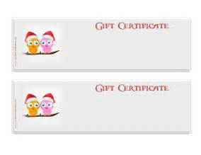 Gift Certificate Template by Gift Certificate Templates