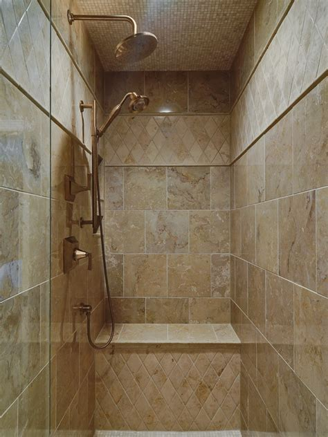 bathroom shower tile ideas images shower tile walk in shower ideas pinterest
