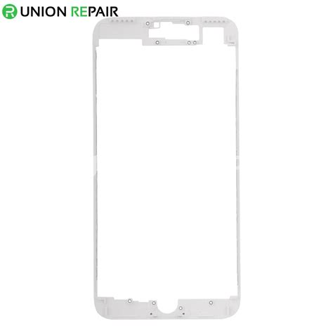 replacement for iphone 7 plus front supporting frame white