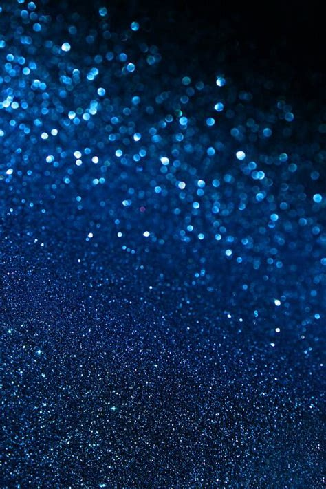 glitter iphone wallpaper blue glitter wallpaper the little things pinterest
