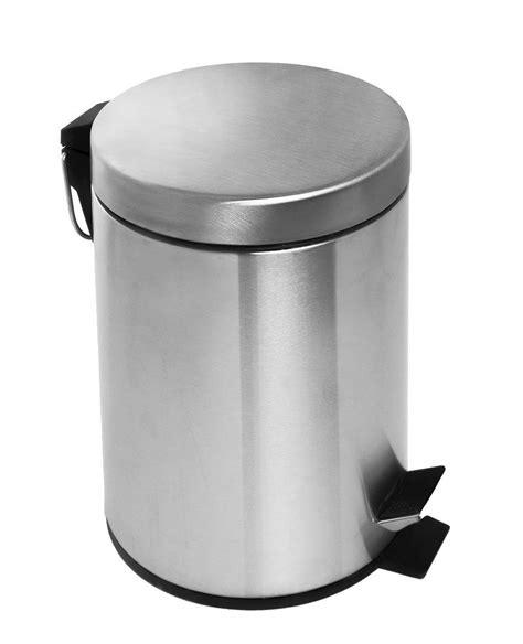 bathroom bathroom trash can with lid slim kitchen