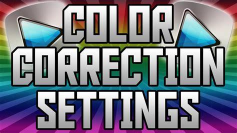 best colour correction sony vegas pro best for sony vegas pro best color correction settings better