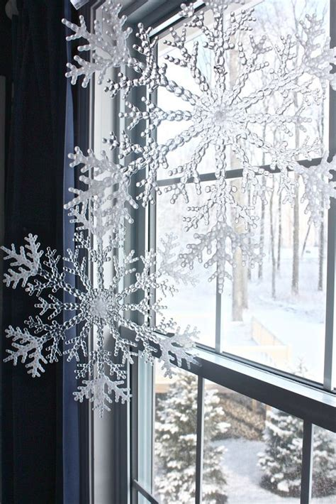large outdoor snowflake decorations 26 creative snowflake decorations that inspire shelterness