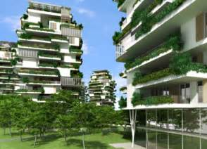 Sustainable Apartment Design by Milan S Stunning Green Super City Inhabitat